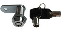 High Security Tubular Key Cam Lock Atlas LG25 Keyed to Differ