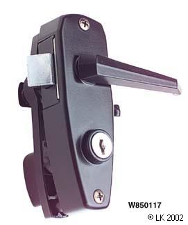 Whitco Safety Screen Door Lock Locks Galore