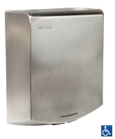 Metlam Eclipse Auto Hand Dryer Stainless Steel ML_ECLIPSE05_SS