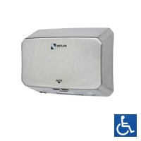 Metlam Stainless Steel EcoSlender Automatic Operation Hand Dryer ML_ECOSLENDER05_SS