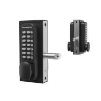 Gatemaster Superlock Digital Dual Keypad for 40-60mm Gate Frames