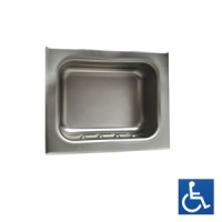 Recessed Heavy Duty Soap Holder