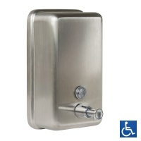 Anti-Corrosion Vertical Soap Dispenser