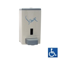 Lockable Surface Mounted Soap Dispenser