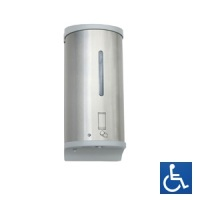 Automatic Foam Dispenser - Satin Stainless 800ml