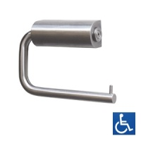 Universal Install Single Toilet Roll Holder