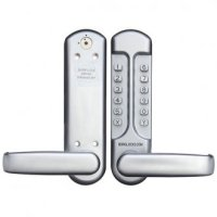 Borg Digital Lock 7001SC Easicode Medium Duty Lever