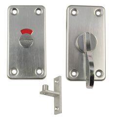 Metlam Ml405al Sliding Door Indicator Lock Locks Galore