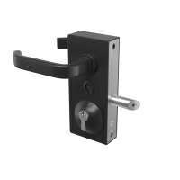 Gatemaster Superlock Bolt-On Latch Deadlock for 10-30mm Frames
