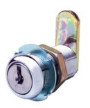 Round Face Cam lock 44mm Keyed Alike