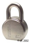 Federal A900 Steel Body Padlock