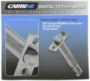 Carbine Digital 127mm Latch