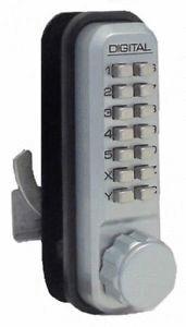 Lockey 2500 Digital Sliding Door Lock Locks Galore