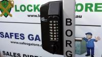 borg marine grade dual keypad gatelock locks galore. Black Bedroom Furniture Sets. Home Design Ideas