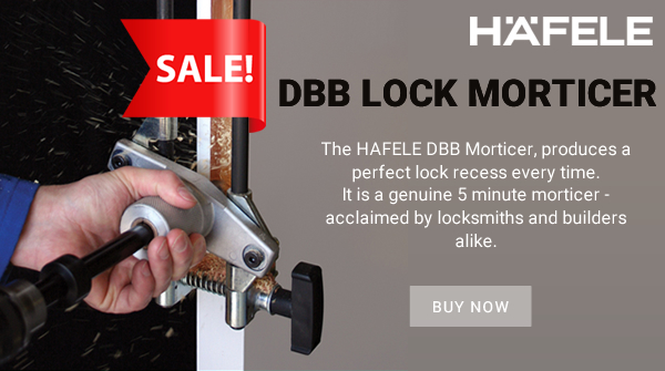 DBB Lock Morticer Jig - ON SALE buy now!