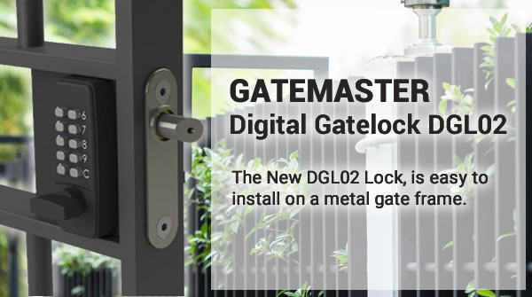 Gatemaster Digital Gatelock DGL02